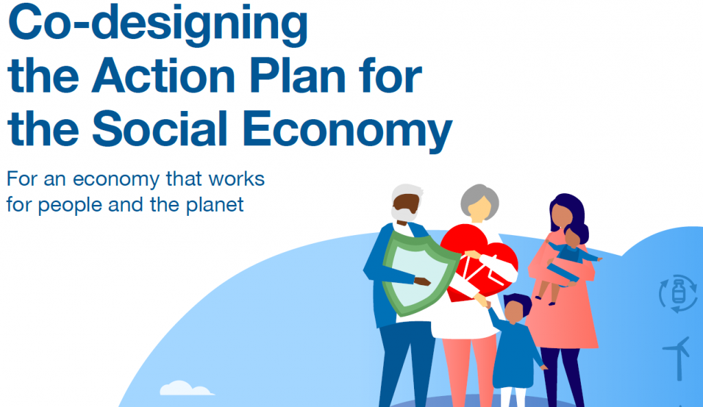 SEE POSITION PAPER ON THE ACTION PLAN FOR THE SOCIAL ECONOMY