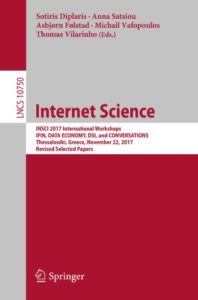 TECHNOLOGY ADOPTION AND SOCIAL INNOVATION: ASSESSING AN ONLINE AWARENESS PLATFROM