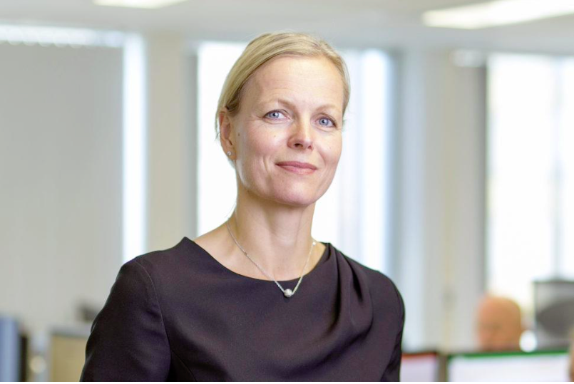 NEW CEO AT CULTURA BANK – Kristine Falkgård