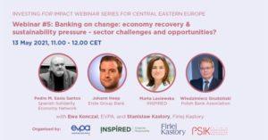 13.05.2021 – BANKING ON CHANGE