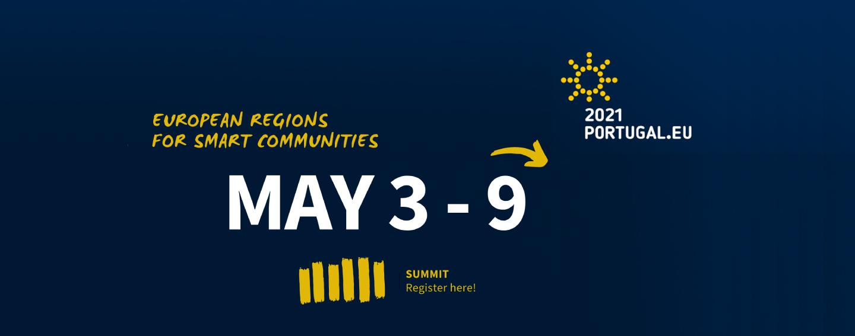 03-09.05.2021 – EUROPEAN REGIONS FOR SMART COMMUNITIES