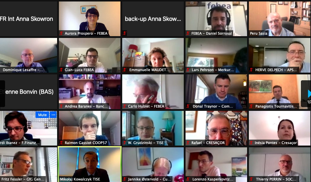 FEBEA GENERAL ASSEMBLY: RESULTS, UPCOMING INITIATIVES AND 2 NEW ASSOCIATE MEMBERS!