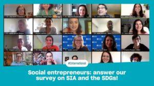 IMPACT ASSESSMENT & SDGs: QUESTIONNAIRE FOR SOCIAL ECONOMY ACTORS