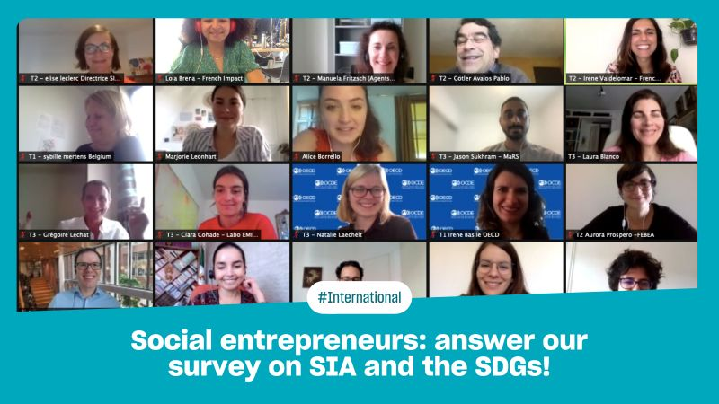 You are currently viewing IMPACT ASSESSMENT & SDGs: QUESTIONNAIRE FOR SOCIAL ECONOMY ACTORS
