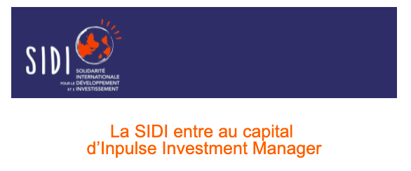 You are currently viewing OUR MEMBERS SIDI, CREDIT COOPERATIF & INPULSE REINFORCE COLLABORATION AND INCREASE ETHICAL FINANCE OFFER