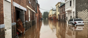 Read more about the article FLOODS IN WALLONIA – OUR MEMBER CREDAL ACTIVATES IMMEDIATE MEASURES