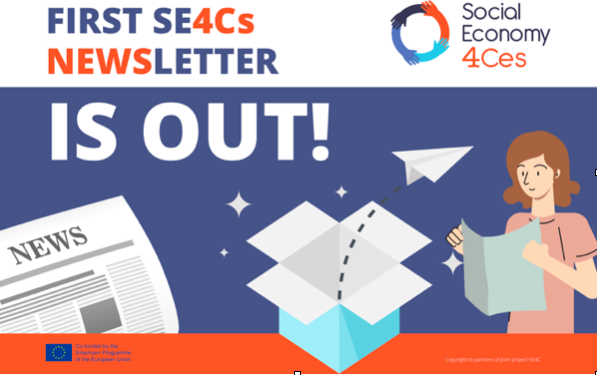 You are currently viewing The SE4CES Newsletter is out!